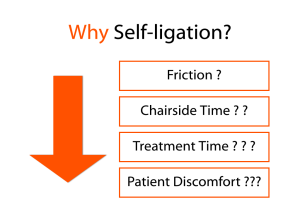Suggested Advantages of Self-ligation.