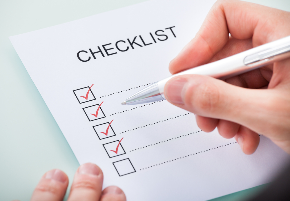 In Todayu0027s Blog Post, I Would Like To Introduce A Few More Checklist  Examples I Personally Implement In My Practice For Different Parts Of My  Clinical ...